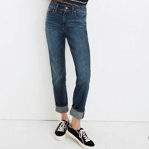 Madewell The Slim Boyfriend High Rise Jeans-27